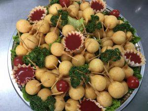 中学生学習塾卒業パーティーオードブルチーズドック